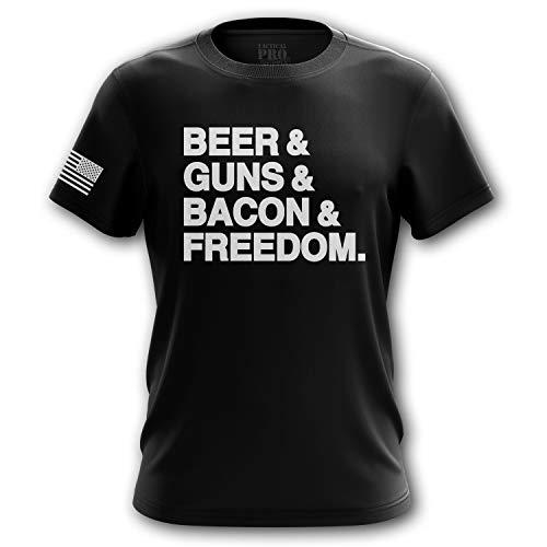 Tactical Pro Supply Pro-Gun Second Amendment American Flag Don