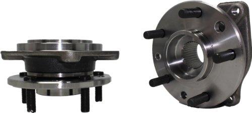 Brand New (Both) Front Wheel Hub and Bearing Assembly for Cutlass Supreme Grand Prix Lumina Regal 5 Lug (Pair) 513044 x2