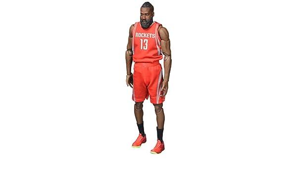 d23988e635c Amazon.com  NBA Collection James Harden Motion Masterpiece 1 9 Scale Action  Figure  Toys   Games