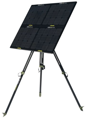 Goal Zero Yeti 1250 Solar Generator Kit With Cart 4