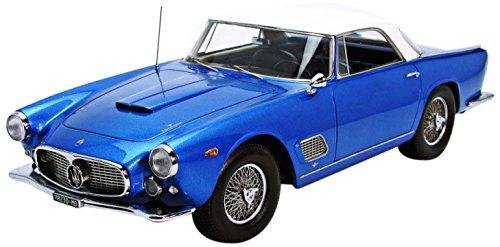 ★ [取寄] レプリカーズ B (1/18) マセラティ 3500 GT ツーリング 57 ホワイト/メタリックブルー (NEO18230)ミニカーの商品画像