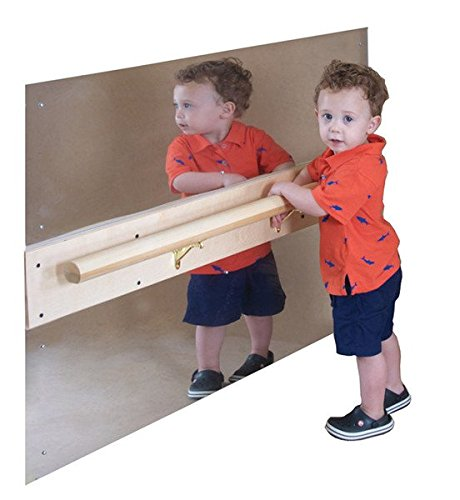 KS-T3047 KIDS' STATION COORDINATION MIRROR by Kids' Station by Peffer Cabinets