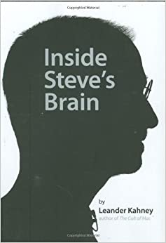 Book Inside Steve's Brain
