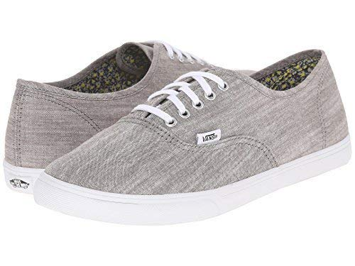 White Gray Chambray Vans Authentic True HBPxnTZ