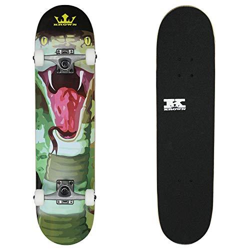 - Krown KRRC-72 Rookie Cobra Skateboard Complete, Cobra