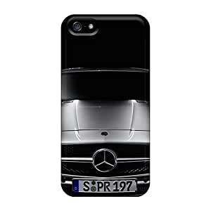Perfect 2011 Mercedes Benz Sls Amg 5 Case Cover Skin For Iphone 5/5s Phone Case