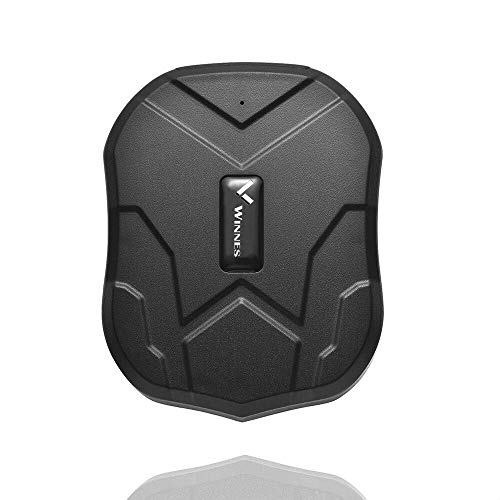 Winnes 3 Months Standby Real Time Anti-theft GPS Tracker for Vehicle Car with Strong Magnet 5000mah Battery TK905