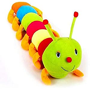 PLATONIC HUB Cute Caterpillar Soft...