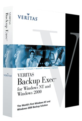 Backup Exec NT/W2K 8.6 Server Edition by Veritas