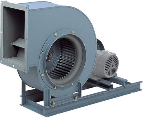 テラル シロッコファン 多翼送風機 片吸込片持形 ベルト駆動式 CLF6No1.25RSDIE1.5