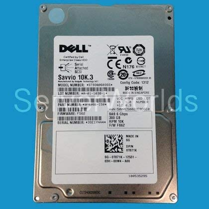 9L6001-036 388211-001 FW 3A05 AB00931B92 9.1GB 7200RPM WU SCSI HDD