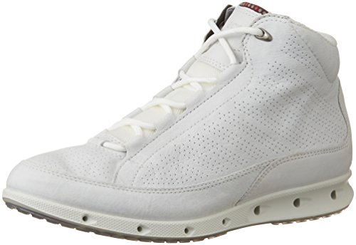 ECCO Womens Cool GTX High Top Walking White xII0O9e