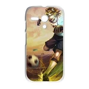 Ezreal Motorola G Cell Phone Case White DIY Gift pxf005-3560701
