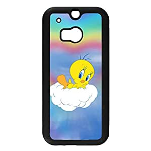 Tweety Bird Naughty Cute Soft Cloud Phone case Waterproof abrasion resistant Skin Cover for Htc One M8