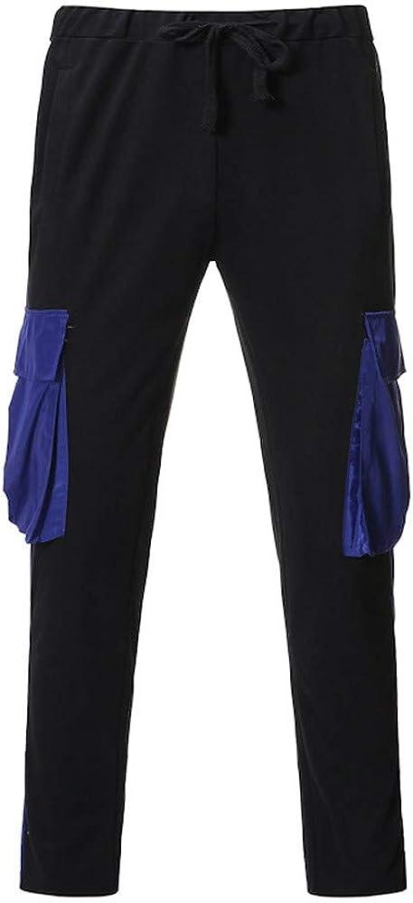 MOVERV-Pantalones para Hombre Chándal Deporte Pantalones para ...