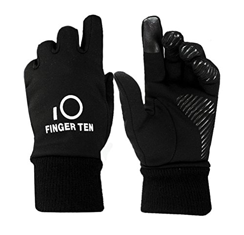 Winter Gloves Kids Boys Girls Youth Sport Running School Bike Cycling Soccer Warm Lightweight Outdoor Touch screen 3M Winter Gloves Waterproof Pack in 1 Pair Thanksgiving Christmas Gift Set (Small) (Best Winter Glove Brands)
