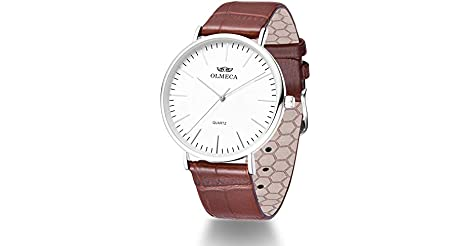 Olmeca Unisex Fashion Quartz Watch only $4.00