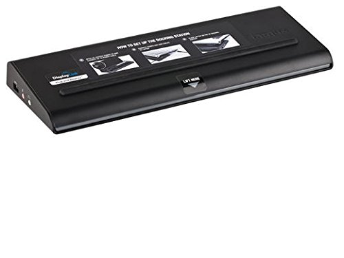 The Best UNIVERSAL DV2K USB 3.0 DOCKING STATION WITH POWER (BLACK) by Generic (Image #1)