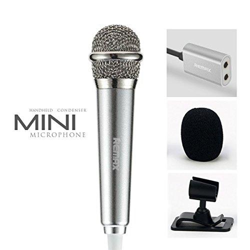 Microphone Omnidirectional Recording Cellphones Computers