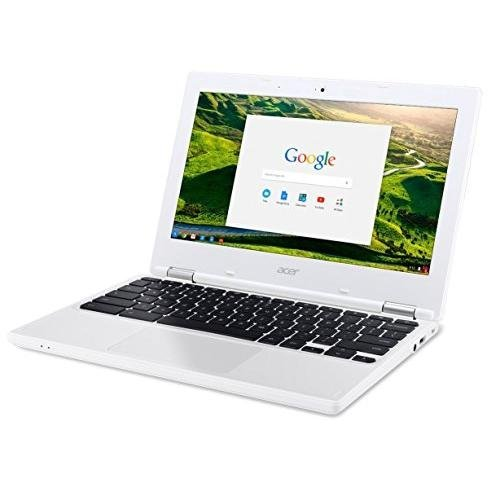 2017 Acer Chromebook 11.6 HD IPS LED-backlit screen 1366x768 Laptop, Intel Celeron N2840 Dual-Core Processor 2.16 GHz, 2 GB RAM,16 GB SSD, 802.11ac, HDMI, HD webcam, Google Chrome OS