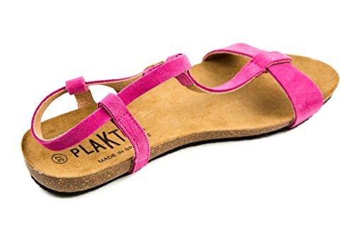 Rosa 106 Plakton Pink Pl1 Donna Eu 37 Sandali a6wxFACwqn
