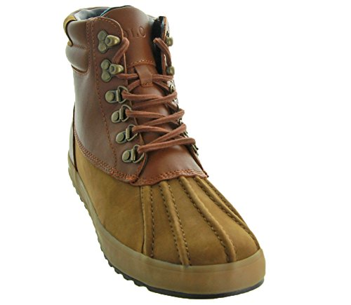 Polo Ralph Lauren Men's Regnald Fashion Boot, Snuff, 10 D - Ralph Outlet Lauren Online