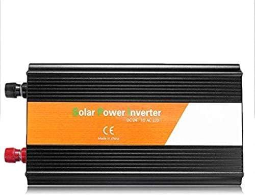 DJNBQ 1500W Solar Power Inverter DC 24V al Adaptador del ...