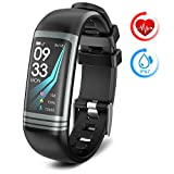 Fitness Tracker, Heart Rate Monitor Activity Tracker with Pedometer Calorie Counter, Sleep Monitor
