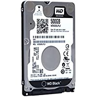 WD Black 500GB 7200 RPM SATA 6 Gb/s 32MB Cache 7 MM 2.5 Inch Performance Mobile Hard Disk Drive (WD5000LPLX) w/1 Year Warranty (Certified Refurbished)