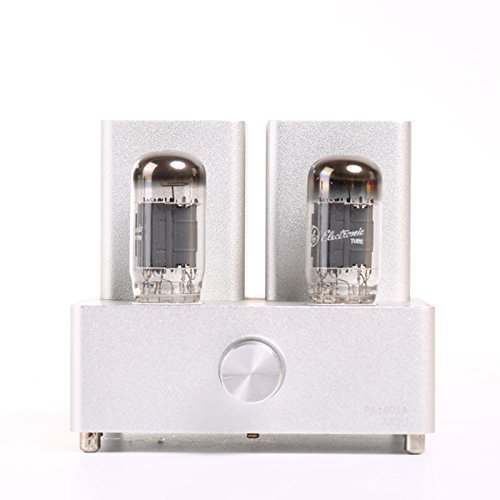 Gemtune APPJ PA1501A mini tube amplifier with 6AD10 tube(Silver) APPJ