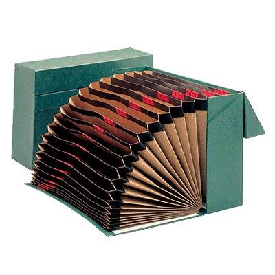 Caja Transferencia A4 Acordeon Carton Forrado 5507