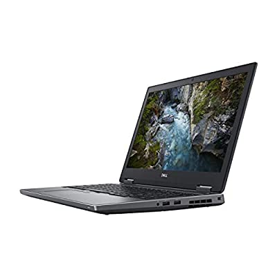 """Dell Precision 7530 VR Ready 1920 X 1080 15.6"""" LCD Mobile Workstation with Intel Core i7-8850H Hexa-core 2.6 GHz, 8GB RAM, 256GB SSD"""