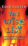 The Wish List, Eoin Colfer, 0439443369