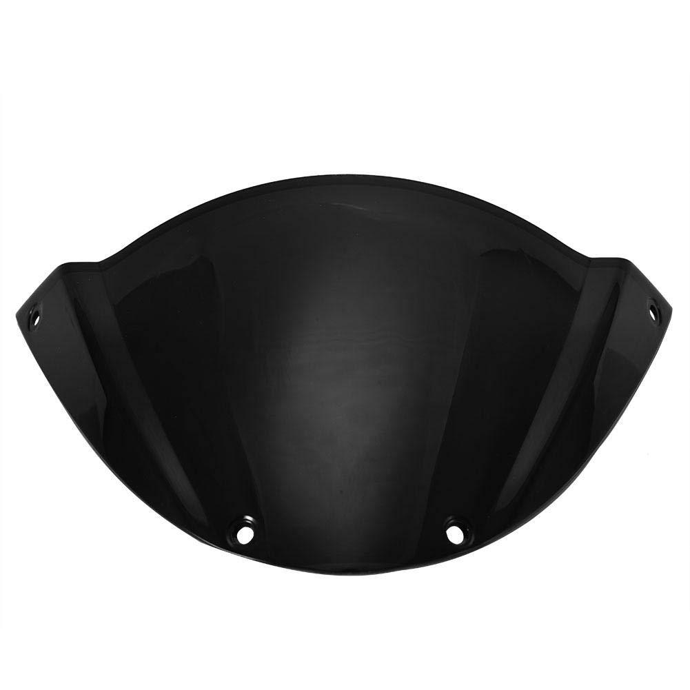 KIMISS Pare-brise de Moto D/éflecteur de Vent Pare-brise Modifi/é Par PC pour DUCATI 696 796 1100 1100S Transparent