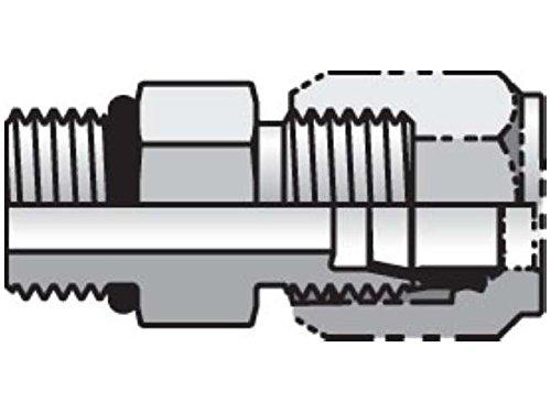 Parker Straight Thread Connector Flareless / SAE-ORB