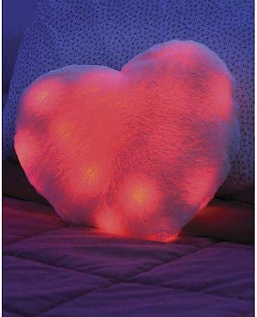 Cojín Molón – Modelo: corazón que late con luz