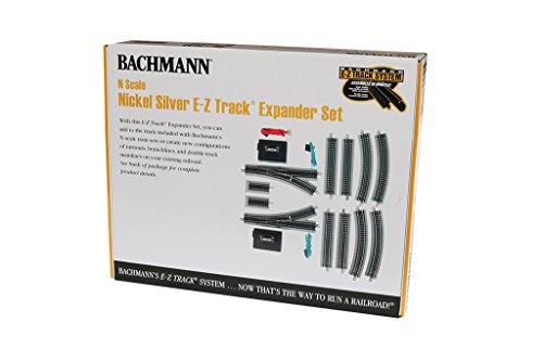Review Bachmann E-Z Track Expander