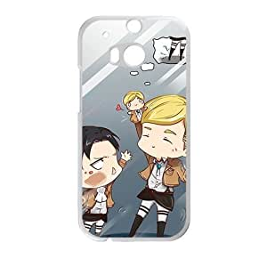 Creative Cute Anime Cell Phone Case For HTC M8