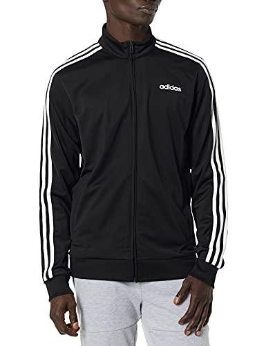 adidas Men's Essentials 3-stripes Tricot Track