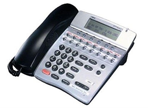 NEC Dterm Series i DTR-16D-2 780048 16 Button Digital Telephone with Display and Speakerphone