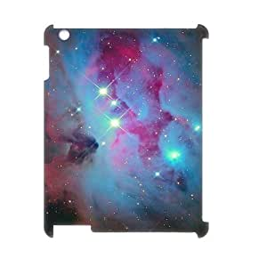 Galaxy Space Universe Custom 3D Cover Case for Ipad2,3,4,diy phone case ygtg554012