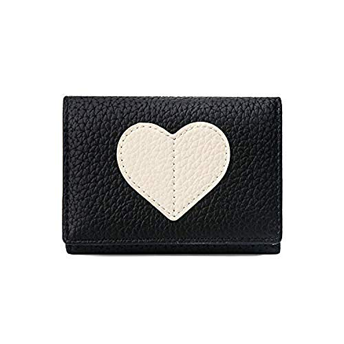Blue Wallet Pu One Blu For Size Xutong Nero Portafogli Women wnUF77
