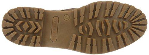 Tamaris 26211 - Botas de material sintético para mujer marrón - marrón (muscat 311)