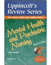 Lippincott's Review Series: Mental Health and Psychiatric Nursing