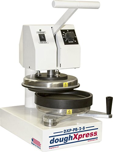 DoughXpress 71064 DXP-PB-2-8 Par Bake Dough