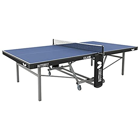 Beautiful Butterfly Club 25 Table Tennis Table
