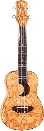 luna-exotic-series-olive-ash-burl-concert-ukulele-with-crescent-moon-soundhole