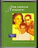 Arab American Biography 9780787629557