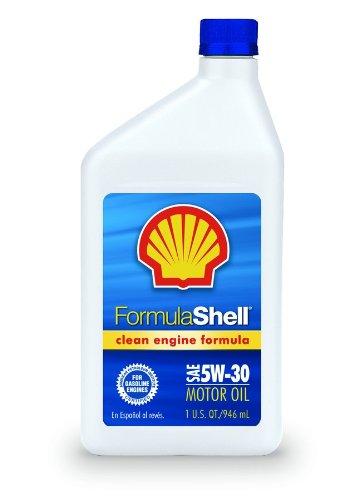 Formula Shell Full Synthetic 5W-30 Motor Oil - 1 Quart Bottle, Pack of 12 -  Shell Oil, SHEL50200