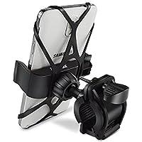 Addison ADS-120 Universal Ayarlanabilir Siyah Bisiklet & Motosiklet Telefon Tutucu